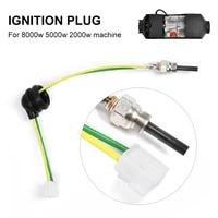 12v 24v 88w 98w car parking heater glow plug ceramic pin diesel parking heater parts for car truck boat