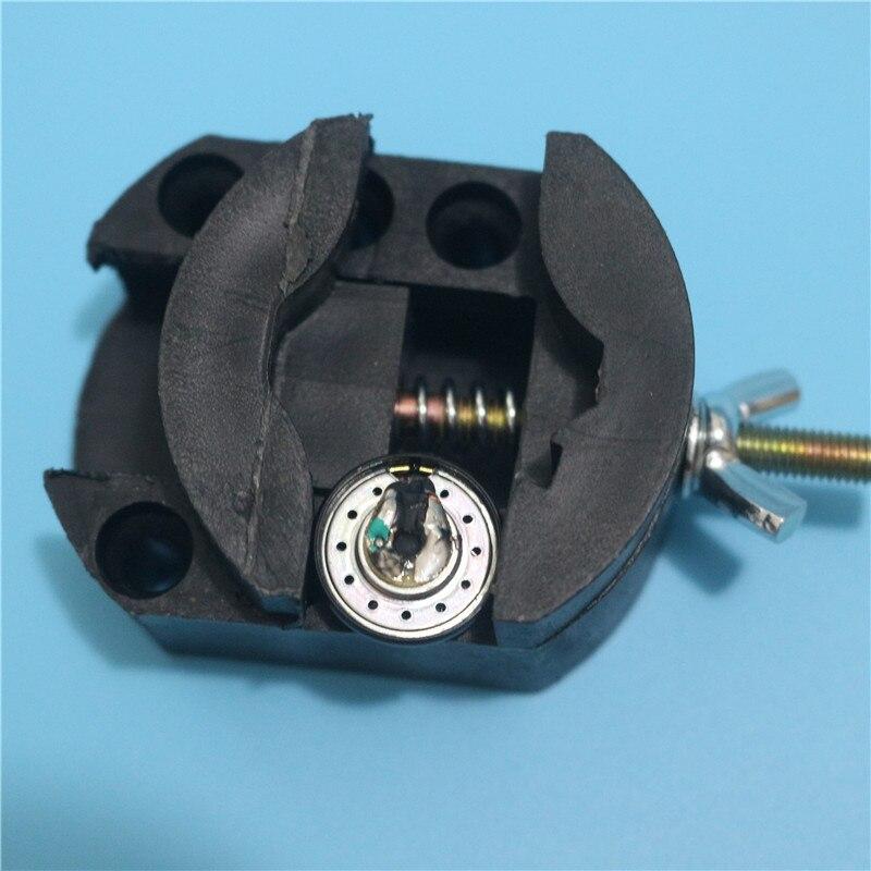 Replacement Headphone DIY Soldering Clip Tool Speaker Unit Soldering Fixed holder Earphones Jack Plu