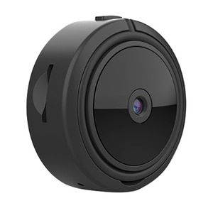 Portable Camera, Wide-Angle Camera, Lanyard, High-Definition WIFI Night Vision Monitoring, Support APP Operation