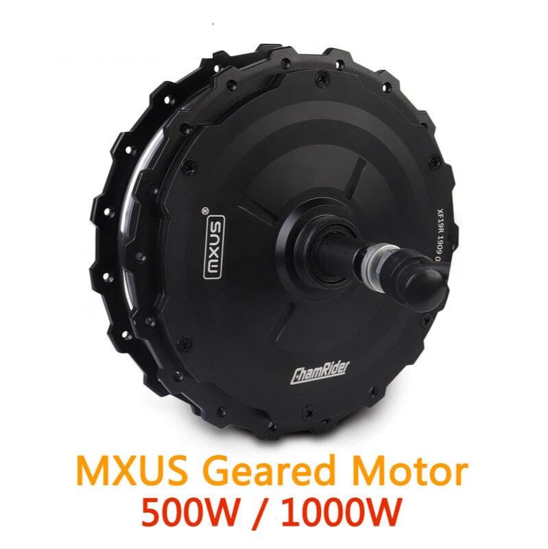 محور عجلات المحرك 48 فولت 500 واط/1000 واط دراجة كهربائية المحرك مع والعتاد الأمامي والخلفي محور المحرك