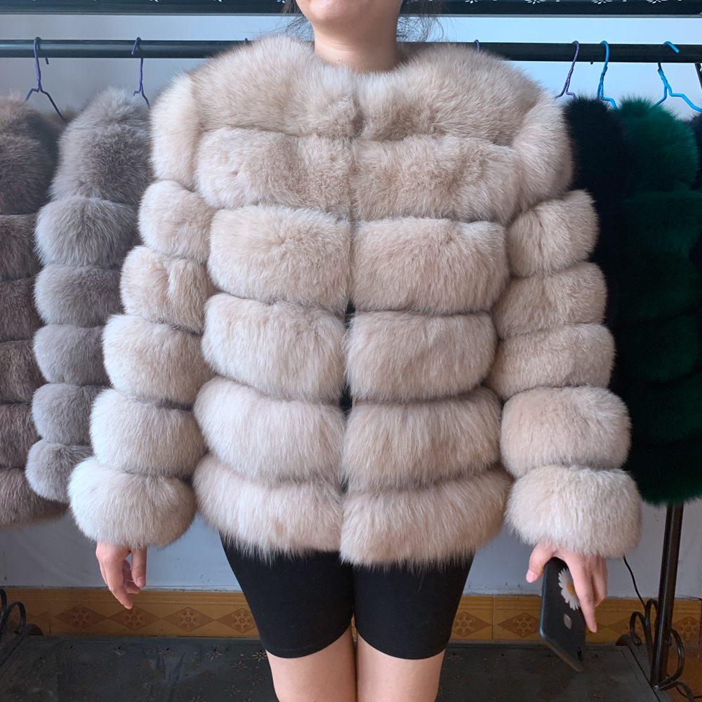 new new arrival women winter thick fur coat real fox fur vest high quality fox waistcoat fur gilet