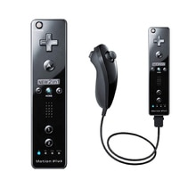 Wireless Remote Gamepad Controller For Nintend Wii Nunchuck For Nintend Wii Remote Controle Joystick