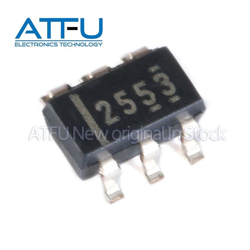 TPS2553DBVR TPS2553 10 قطعة/الوحدة 100% الأصلي