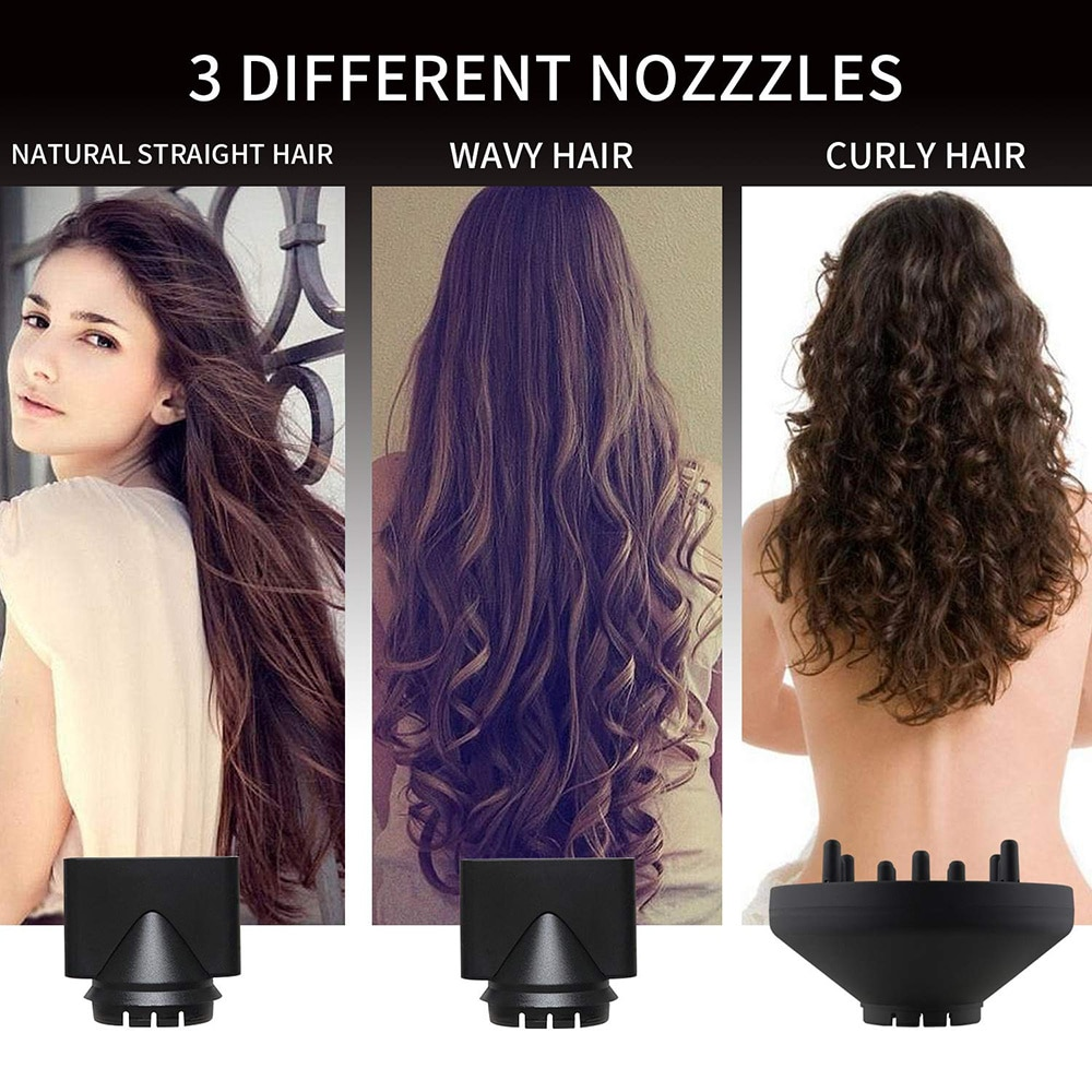 2000W Professional Hair Dryer Negative Ionic Blow Dryer Hot Cold Wind Air Brush Hairdryer Strong Power Dryer Salon Style Tool enlarge