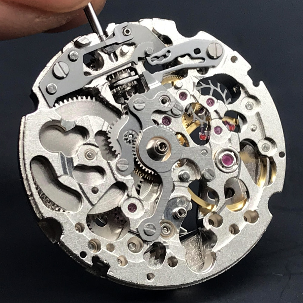 Original Japan Miyota 8N24 Movement Day Date Set High Accuracy Automatic Mechanical Watch Wrist 21 Jewels Top Quality enlarge