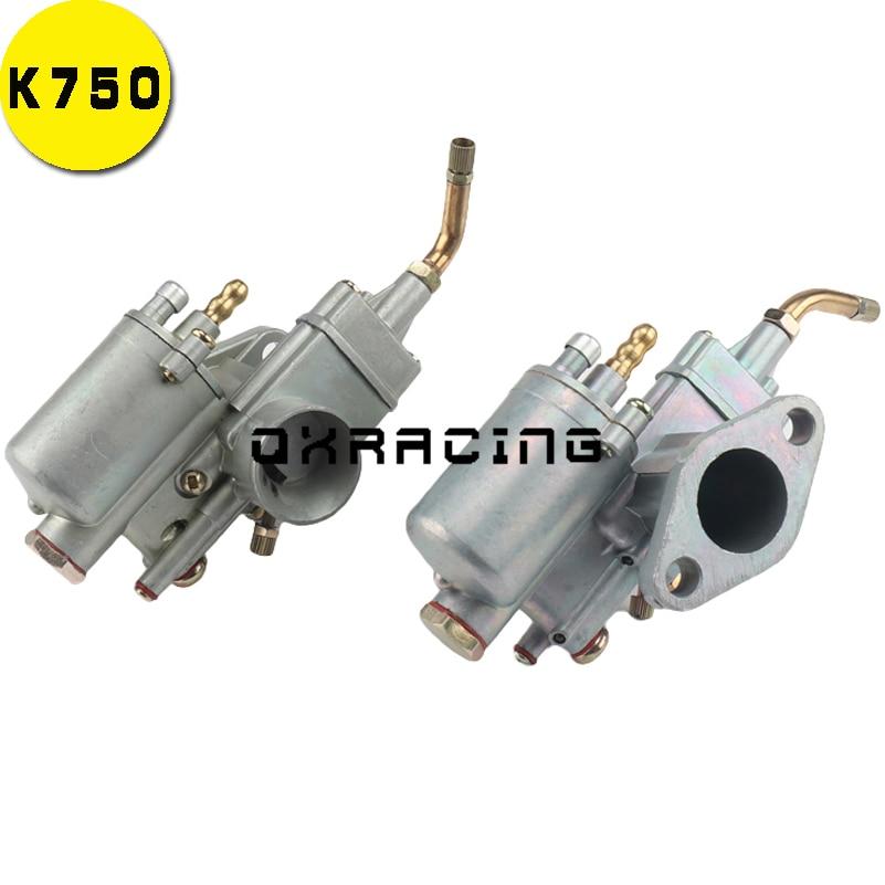 1 par de carburador Vergaser de 28mm para BMW M72 MT URAL K750 MW Dnepr
