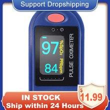 16 stil Fingertip Pulsoximeter Blutdruck Oxymetrie Herz Rate Monitor SpO2 Oxymetrie Monitor ohne Batterie für Erwachsene Kind