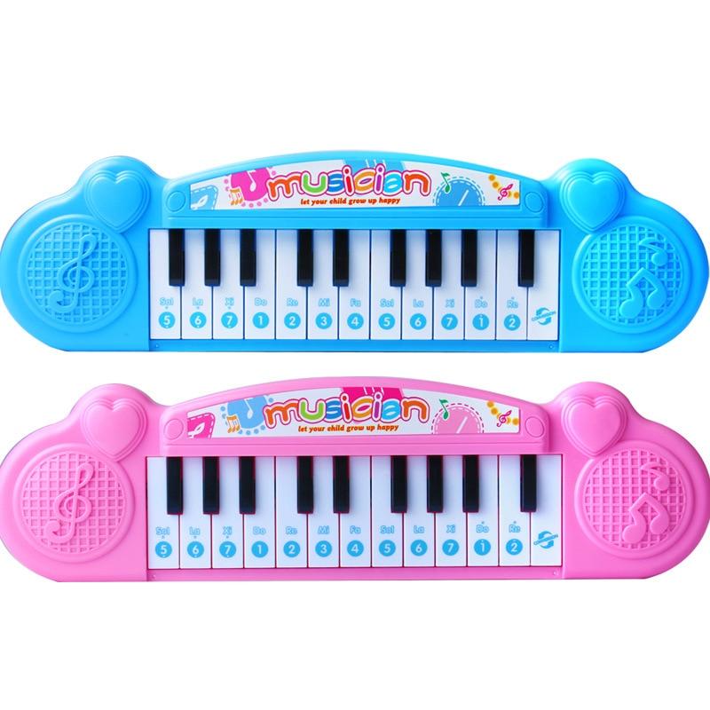 Nuevo juguete musical y educativo para bebé de alta calidad, juguetes para niños, música y juguetes inteligentes, pequeño instrumento de música portátil