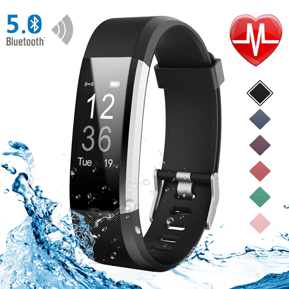 Funasera Smart Watch Men Women Heart Rate Monitor Blood Pressure Fitness Tracker Smartwatch Sport Watch for ios android +BOX недорого
