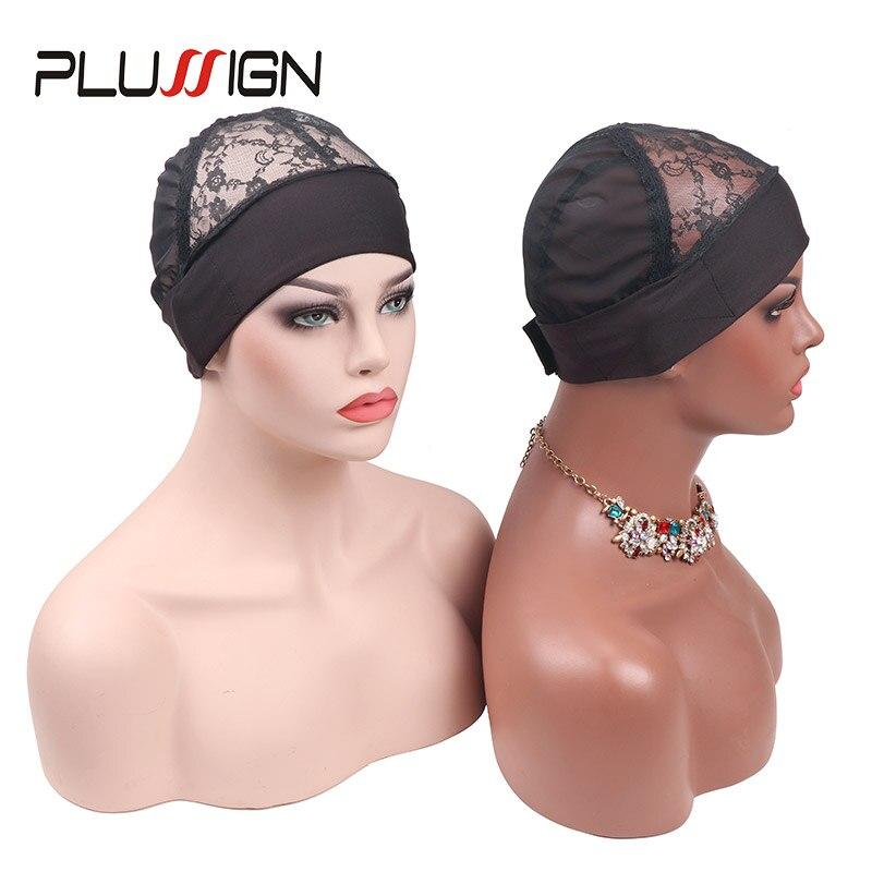 Cabelo Cap Net Nylon Elástico Malha Respirável Hairnets