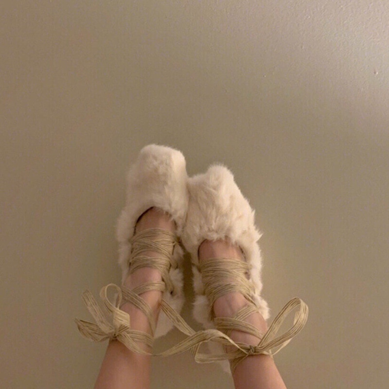 shoe-woman-winter-outside-silk-fairy-baby-comfortable-exceed-crossing-bandage-baby