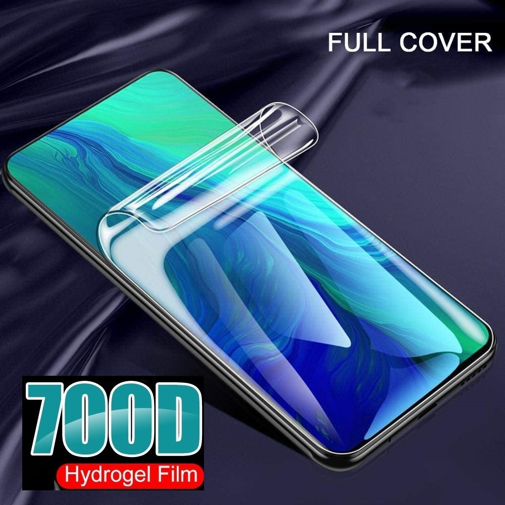 Case For OPPO Reno3 2 Pro 5G 10X Zoom Hydrogel Film Screen Protector 9H Premium Not Glass Protective