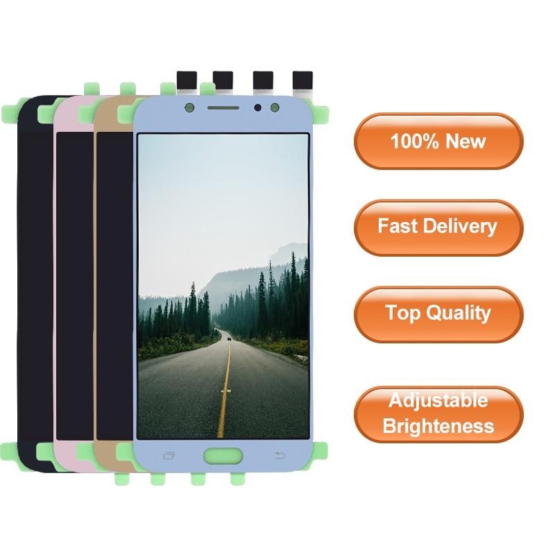 Para Samsung Galaxy J7 Pro 2017 J730 SM-J730F J730FM/DS J730F/DS J730GM/DS pantalla LCD + MONTAJE DE digitalizador con pantalla táctil