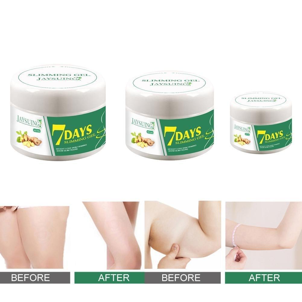 Effective Body Slimming Cream Fat Burning Cream Losing 10/20/30ml Anti Weight Cream Massage Cellulite Gel Weight Loss