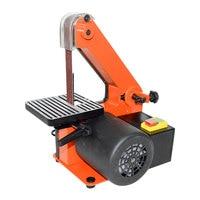 Belt Sander Sanding Machine Woodworking Metal Copper Wire Grinding 350W Polishing Knife Grinder 762