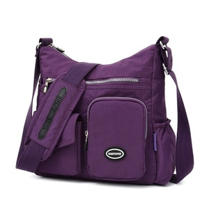 Women Shoulder bag Fashion Women's handbag Messenger Bag Waterproof Nylon crossbody bags for women