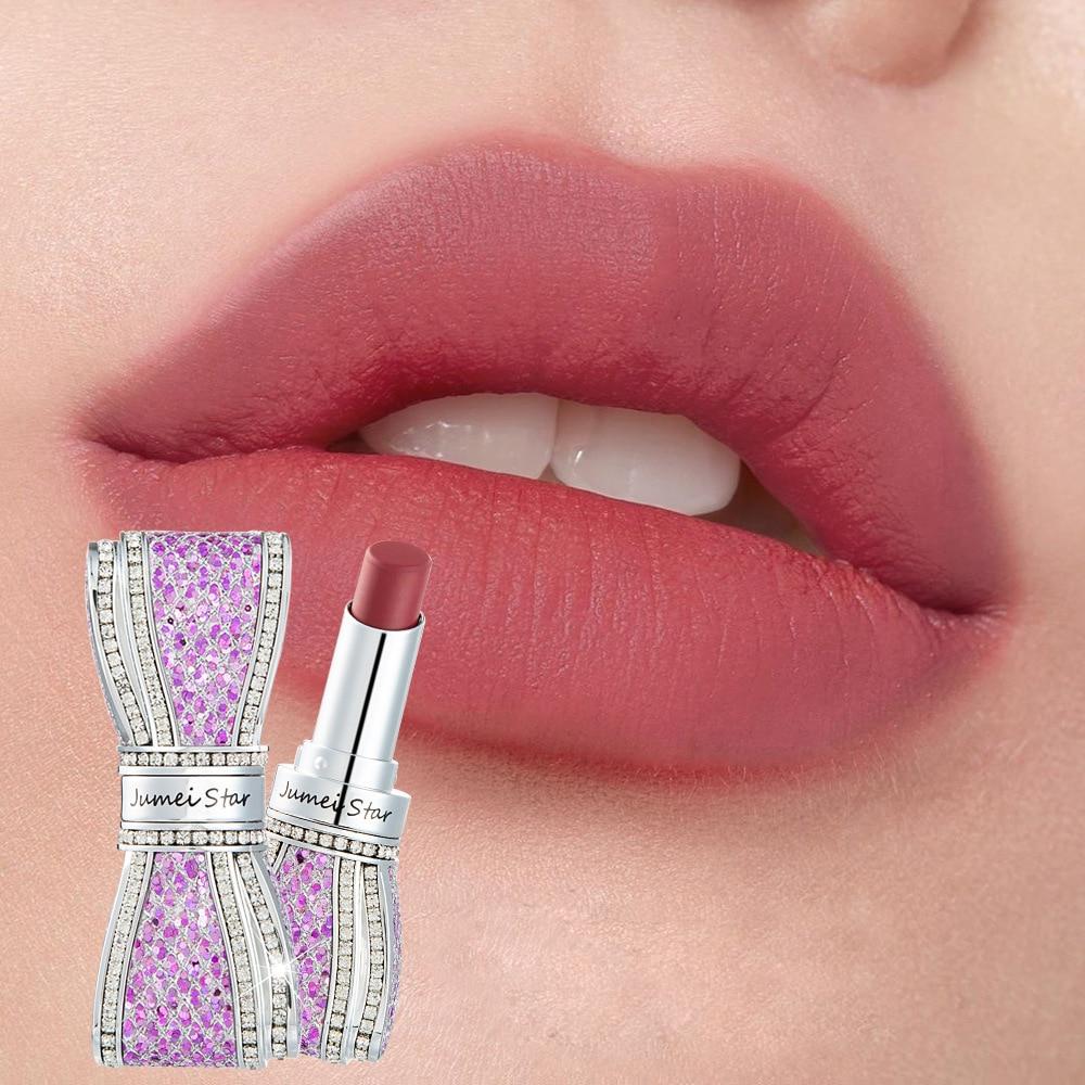 Profession Matte Lipsticks Waterproof Long Lasting Sexy Red Lips Makeup Easy to Wear Matte Batom High Quality Korean Cosmetics