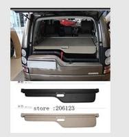 aluminumcanvas rear cargo cover trunk shade security for land rover lr4 discovery 4 2010 2011 2012 2013 2014 2015