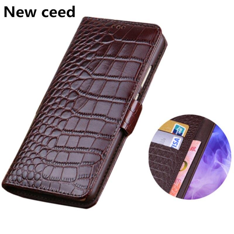 محفظة جلدية أصلية فاخرة مع حامل بطاقات ، جراب لهاتف Samsung Galaxy A90 A80 A70 A60 A50 A40 A30 A20 A10