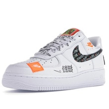 Air Force 1 Retro Low Utility Just Do It Pack Triple White Black LV8 Men Basketball Women Mid '07 Sp