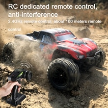 SMRC rc car four-wheel drive anti-collision shock absorber male remote control toy car professional