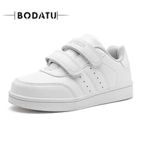dobatu boy child shoe 2021 leather kids shoes comforttable shoes for toddler boys tenis white original childrens casual shoes