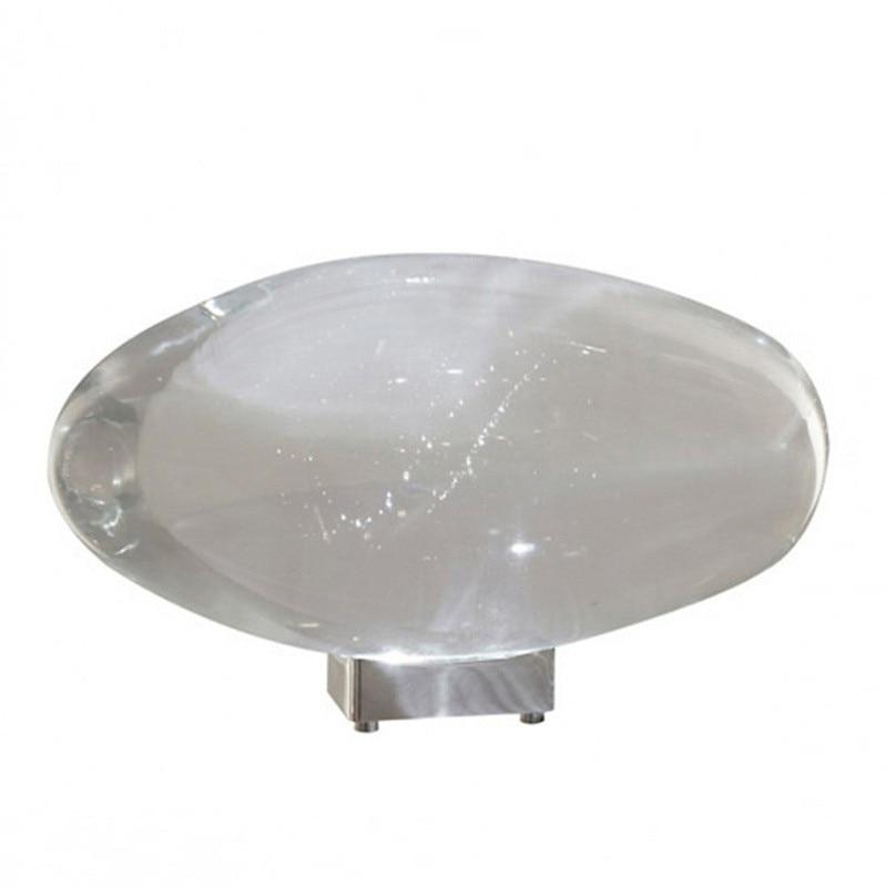 Living Room Bedside Cabinet Design Art Decor Lights Egg-Shape Crystal Night Light Table Light Nordic Angle Eyes Projection Lamp enlarge