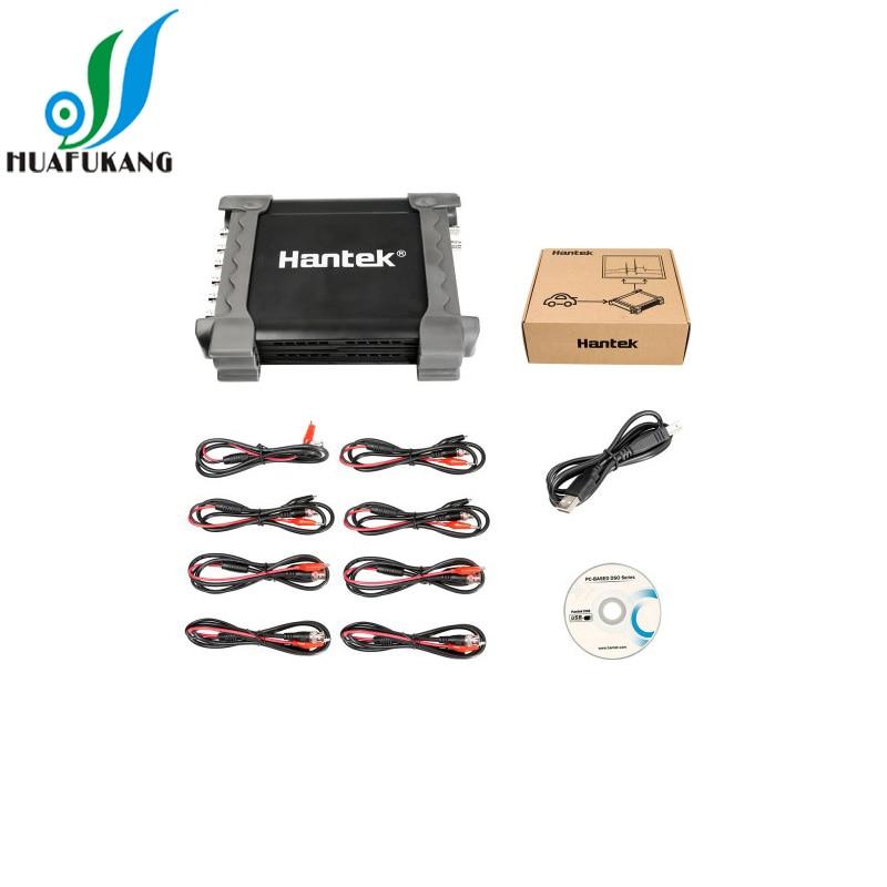 Hantek 1008A 8 Channel PC Oscilloscope/DAQ/8CH Generator