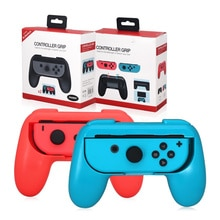 2 Pcs Game Joy-con Handle Grip Gaming Console Stand Comfortable Controller Holder For Nintendo Switc