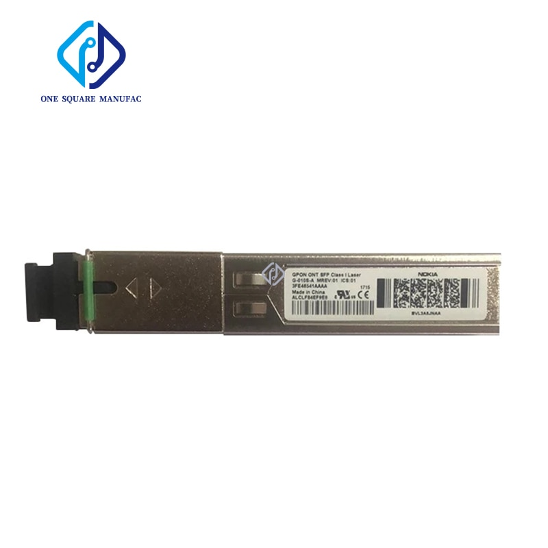 G-010S-A GPON ONT 3FE46541AAA SFP Optical Fiber Transceiver New and Original 15pcs second hand hua wei hg8310m 1ge gpon ont onu without box