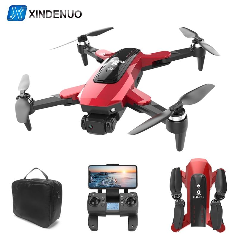 X98 GPS Drone  4K 5G WiFi live video FPV quadrotor flight 25 minutes rc distance 2000m drone HD Came