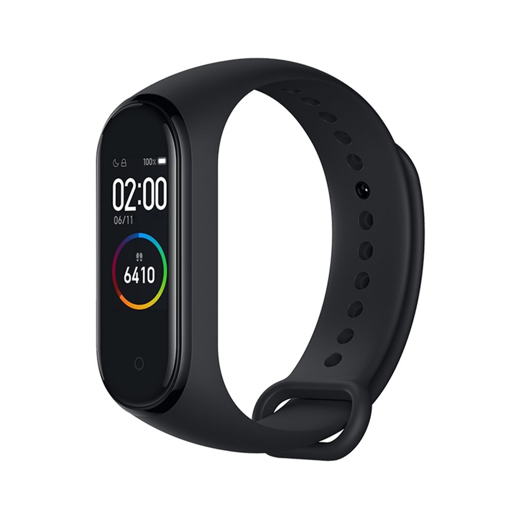 "Xiaomi Mi Band 4 Smart Bracelet 0.95"" AMOLED Color Screen 135mAh 50M Waterproof 6-sport modes Smart Wristband With Strap"