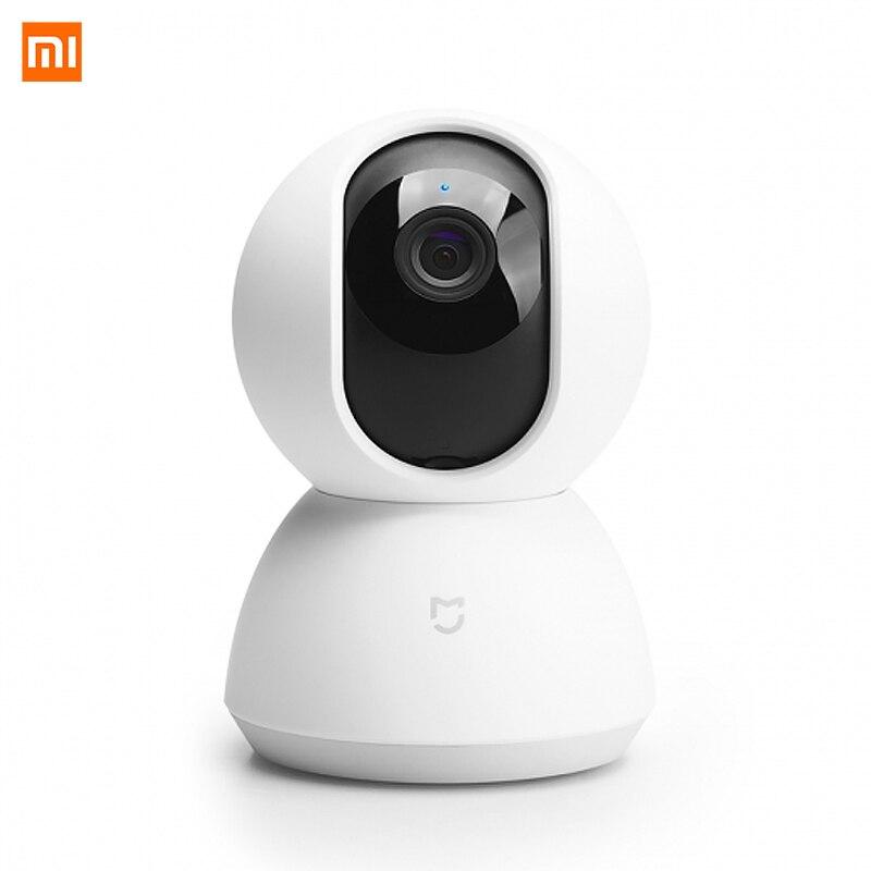 Xiaomi mijia cctv ip smart 360 camera 1080p wifi pan-tilt night vision 360 view motion detection kit xioami security cn vistion