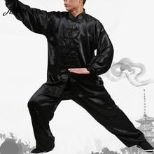 Kung Fu Suits Taijiquan Practice Performance Wear for Men Women Wushu Uniform Stage Performance Tai Chi Clothing