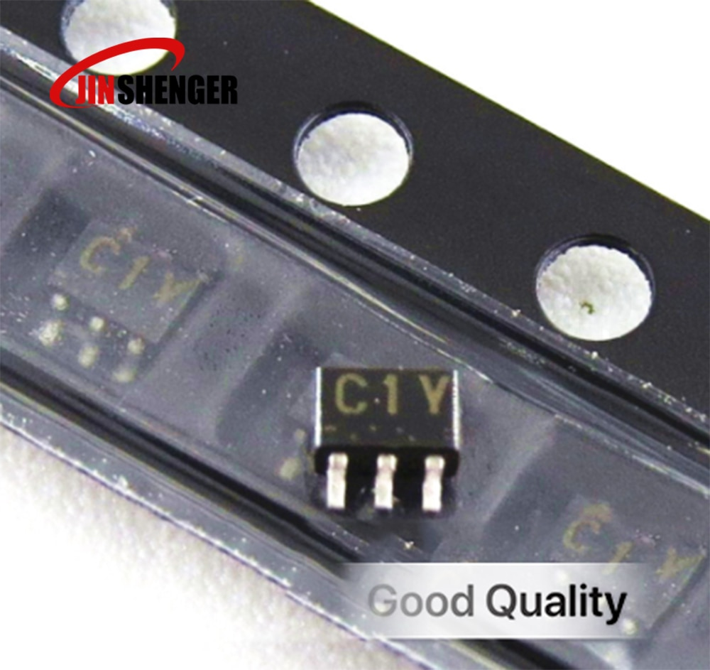 10 unids/lote UPC2758TB-E3-A UPC2758TB C1Y IC mezclador 100MHZ-2GHZ DWN 6SMINI y original en Stock