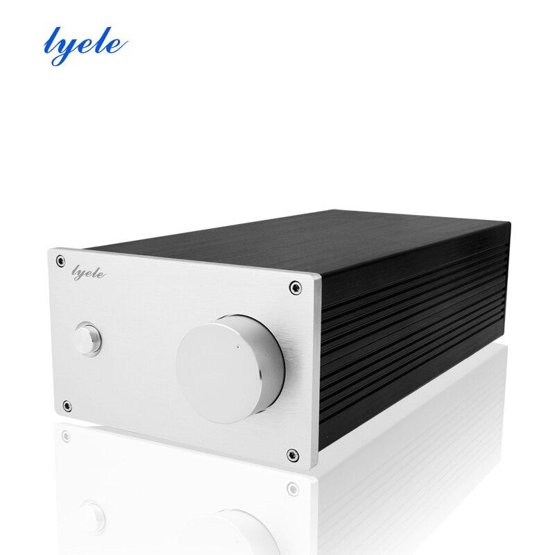 Amplificador de Áudio Amplificador de Potência Desktop Digital Estéreo 200w 1875 2.0