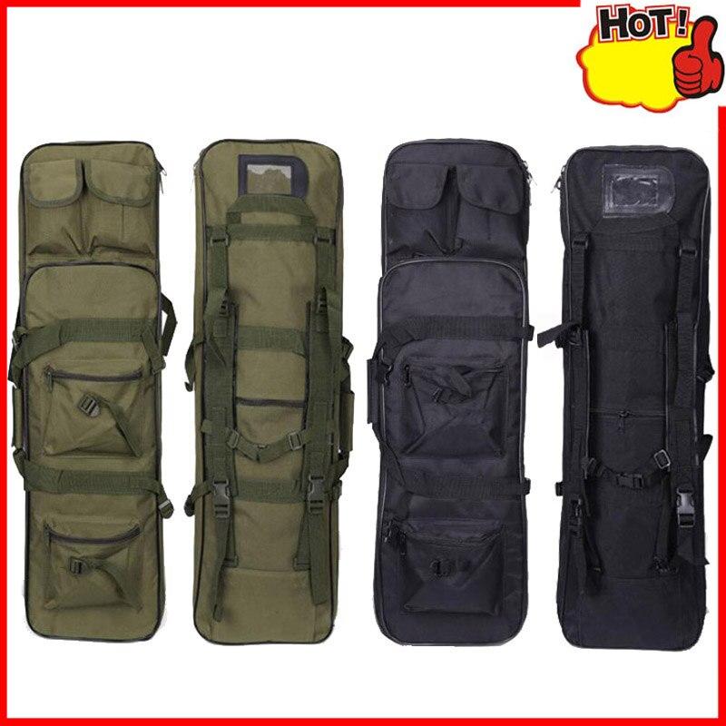 81cm 94cm 118cm Gewehr Airsoft Holster Fall Pistole Tasche Taktische Jagd Tasche Militär Rucksack Für Camping Angeln zubehör Tasche