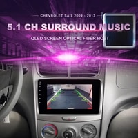 5 1 ch hifi music car dvd for chevrolet cruze 2015 2017 car radio multimedia video player navigation gps android