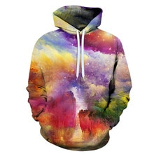 Men 3D Digital Fire Flame Print Hooded Sweatshirt Drawstring Pocket Hoodie Coat autumn Men Sweatshirt Women Hoodies outwear hot