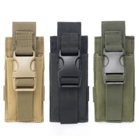 tactical edc molle belt pouch small ammo holder bag outdoor sports hunting military phone magazine pouches light knife holster