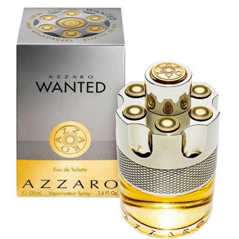100ML Free Shipping Men's Parfum AZZARO EAU DE PARFUM Charm Male Fragrance Cologne for Men Original Parfumes Masculions Spray