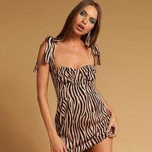 DISEYAR 2021 Summer Cute Casual Sexy Bodycon Dress For Women Skirt Fashion Mini Feminine Clothes Ski