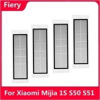 hepa filter replacement for xiaomi mijia 1s sdjqr01rr xiaowa c10 roborock s52 s50 s51 s55 t65 vacuum cleaner parts accessories