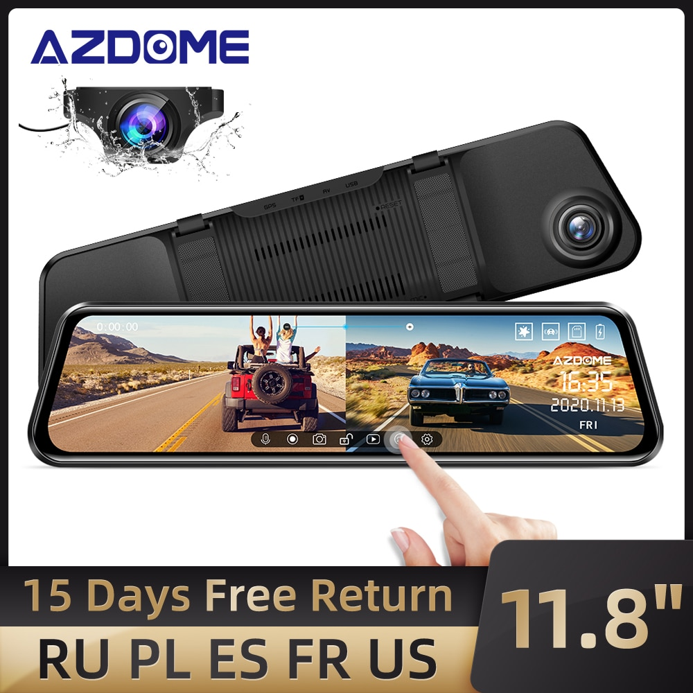 2021 New AZDOME 11.8