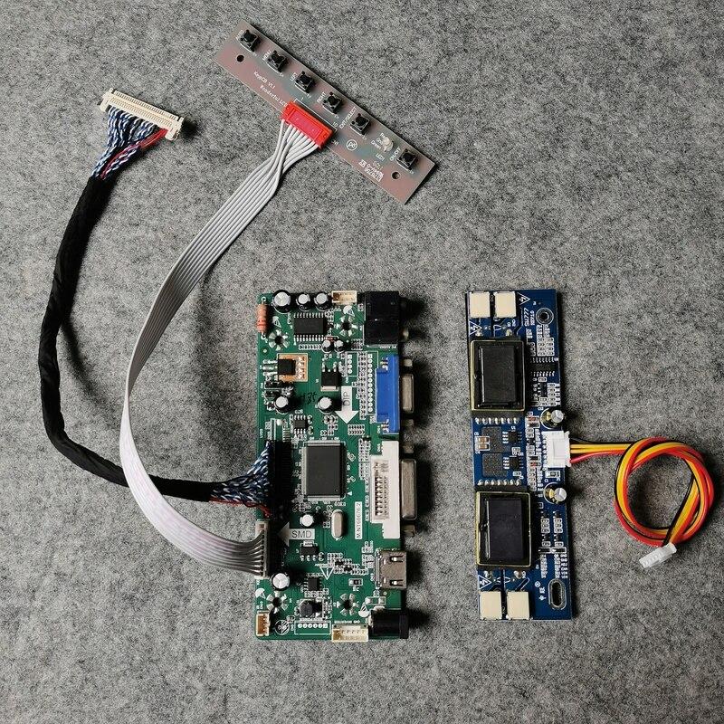 VGA DVI M.NT68676 لوحة ال سي دي محرك المجلس ل M216H1/M236H1/M270H1/MT215DW01/MT230DW01 مجموعة أدوات الشاشة 30 دبوس LVDS 4CCFL 1920*1080
