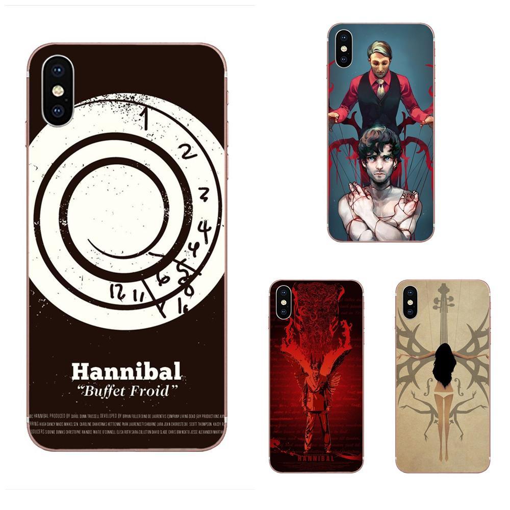 Eat The Rude Hannibal Pact, ТПУ дизайн, настроенный для Huawei Honor 10 10i 20 20i 8S lite Y9 Prime Y7 2019 Y5 2018 p40 lite pro