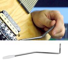 1 pièces guitare simple trémolo bras Whammy barre levier avec pointe 5.0 MM filetage pour pour Fender Strat Stratocaster pièces de guitare électrique