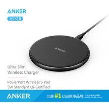 Anker 10W sans fil certifié Qi Powerwave Pad charge rapide améliorée 7.5W pour iPhone Pro Max