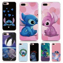 For Alcatel 5 5V 3X 3V 3C 1 1C 1X X1 A30 A50 Pixi 4 5.0 4G case Soft Tpu Silicone Case Stitch Ohana Back Cover Phone Cases