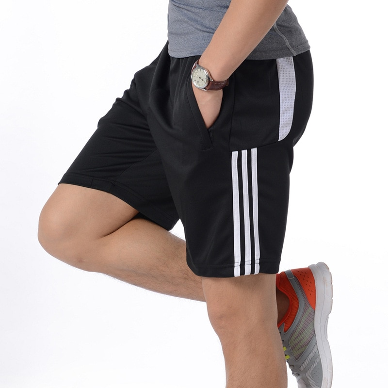 Summer Running Shorts Men Gym Sport Fitness Quick Dry Workout Running Shorts Pants Male Tennis Baske